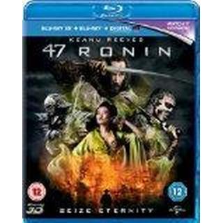 47 Ronin [Blu-ray 3D + Blu-ray] [2014]